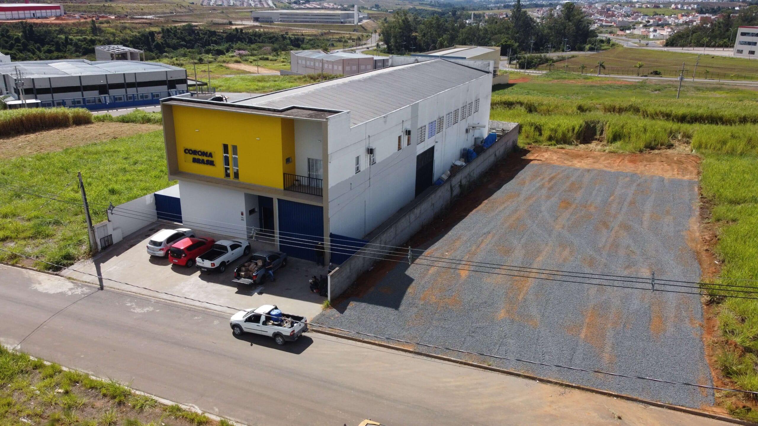 Sede da Corona Brasil