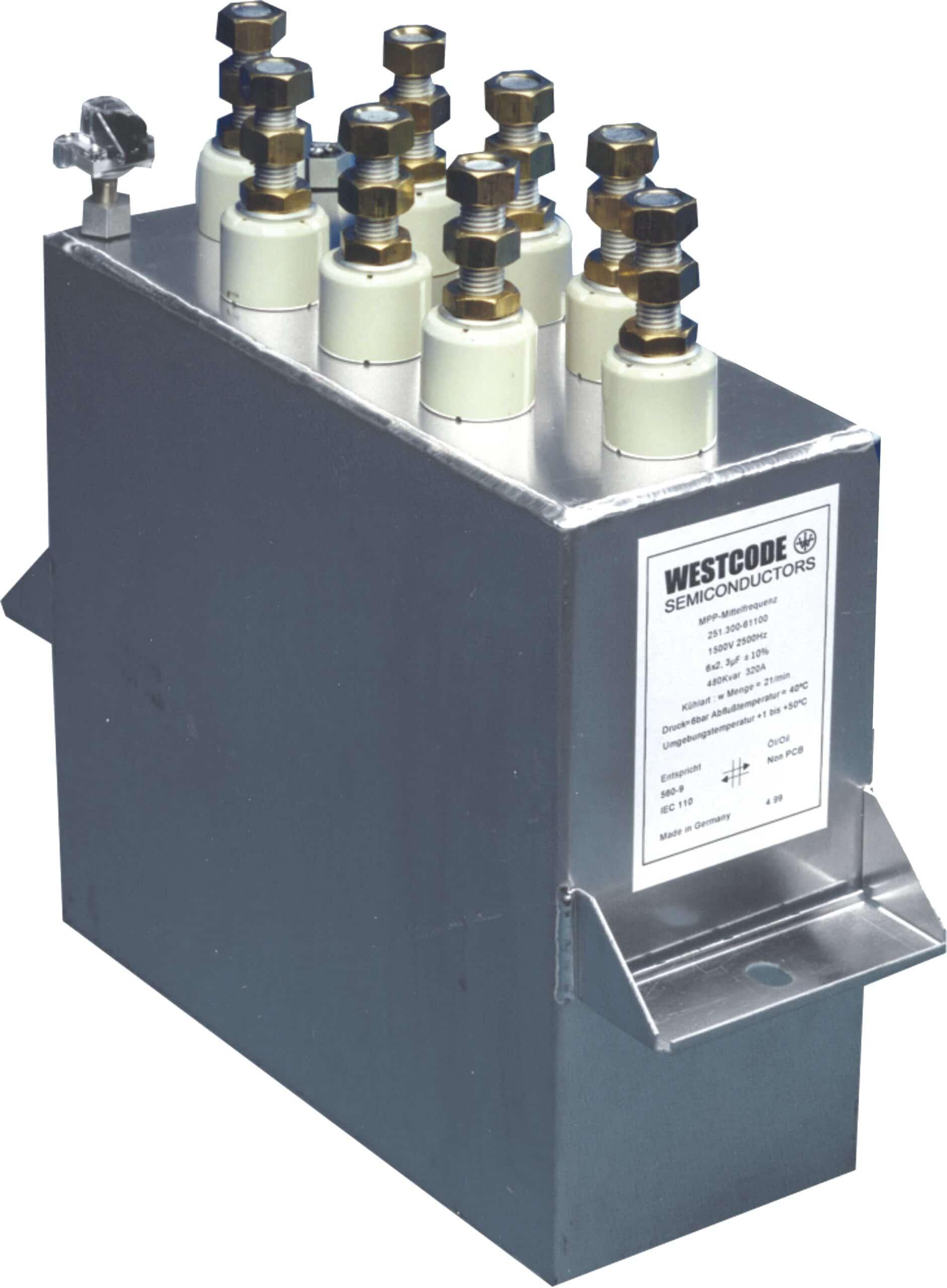 Foto 11 - Capacitor